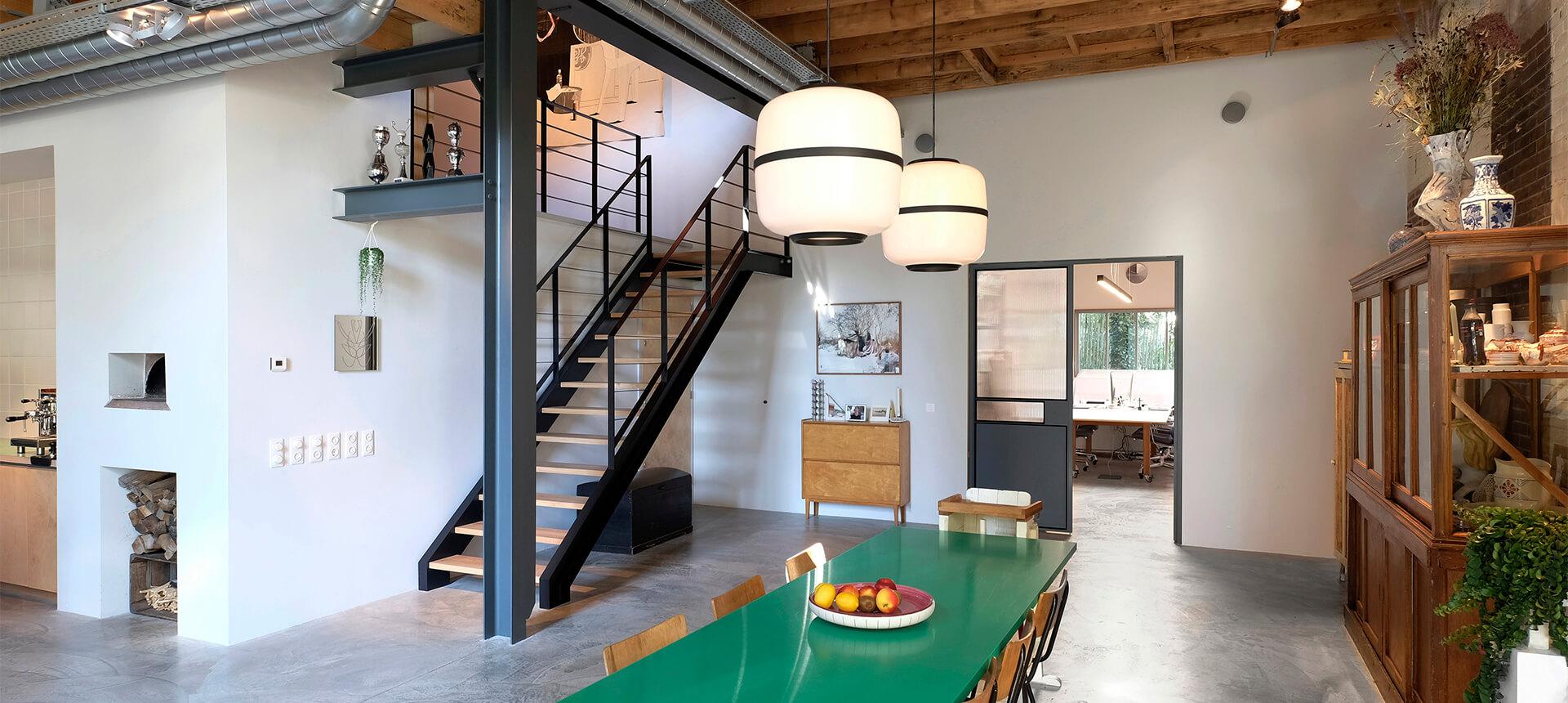 Aardappelschuur houben van mierlo architecten for Houben interieur